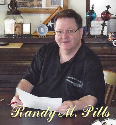 Send An Email To Randy M Pitts